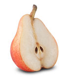 Ripe pear Royalty Free Stock Photo