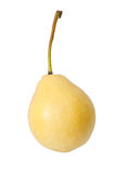 Ripe pear Royalty Free Stock Image