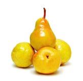 Ripe pears Stock Photo