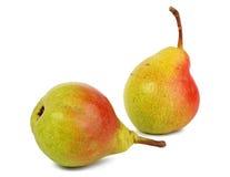Ripe pears Stock Photos