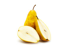 Ripe pears Royalty Free Stock Photos