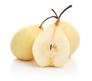 Ripe pears nashi Royalty Free Stock Image