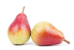 Ripe pears. Stock Image