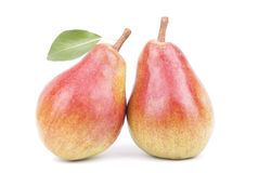 Ripe pears. Royalty Free Stock Images