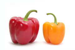 Ripe pepper Royalty Free Stock Photos