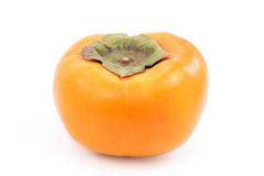 Ripe persimmon Royalty Free Stock Images