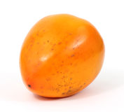 Ripe persimmon Royalty Free Stock Photo