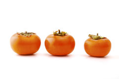 Ripe persimmon Stock Photos