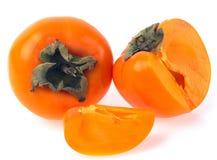 Ripe persimmon Stock Photos