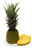 A ripe pineapple Royalty Free Stock Photography