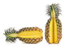 Ripe pineapples Royalty Free Stock Images