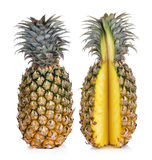Ripe pineapples Royalty Free Stock Photography