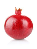 Ripe pomegranate Stock Photo