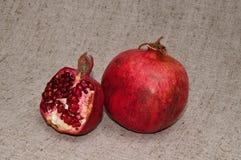Ripe pomegranate. Stock Photography