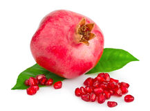 Free Ripe Pomegranate Fruit Stock Photo - 31415480