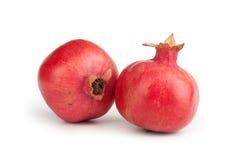 Ripe pomegranate fruit Stock Images