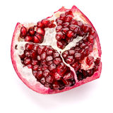 Ripe pomegranate fruit Royalty Free Stock Photography