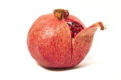 Ripe pomegranate Royalty Free Stock Photography