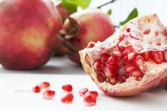 Ripe pomegranates Royalty Free Stock Photography