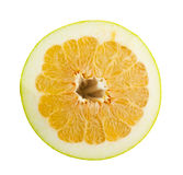Ripe pomelo Stock Photography