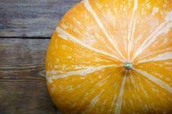 Ripe pumpkin Stock Image