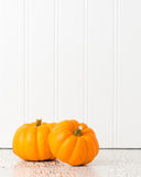 Ripe Pumpkins Stock Photo