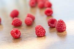 Ripe rasberries Royalty Free Stock Photo