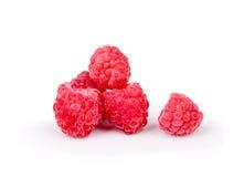 Ripe raspberries Royalty Free Stock Images