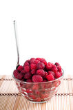 Ripe raspberry Stock Image