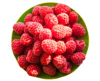 Ripe raspberry Stock Photography