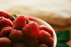 Ripe raspberry Royalty Free Stock Photos