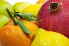 Ripe raw fruits closeup Royalty Free Stock Photography
