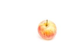 Ripe red apple Stock Photography