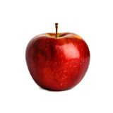 Ripe red apple Royalty Free Stock Photography