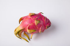 Ripe red dragon fruit Stock Photography