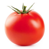 Ripe red fleshy tomatoes Stock Photography