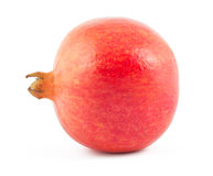 Ripe red pomegranate Royalty Free Stock Photography