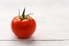 Ripe red tomato Stock Image