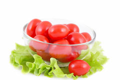 Ripe red tomatoes Royalty Free Stock Photo