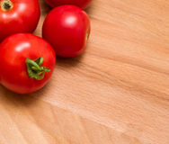 Ripe red tomatoes Royalty Free Stock Photography