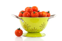 Ripe red tomatoes Stock Images