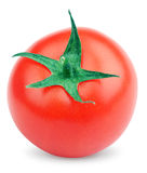 Ripe red tomatoes Stock Photos