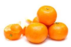 Ripe refined tangerine Stock Photo