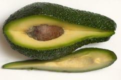 Ripe Sliced Avocado Stock Image