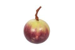 Ripe star apple fruit Stock Photo