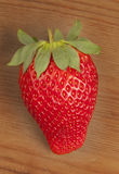 Ripe strawberrie Royalty Free Stock Image