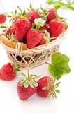 Ripe strawberries Royalty Free Stock Image
