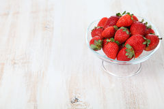 Ripe strawberries Royalty Free Stock Photography