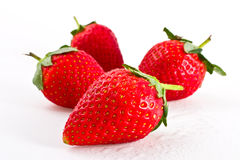 Ripe strawberry Royalty Free Stock Image