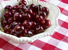 Ripe sweet cherries Royalty Free Stock Photos
